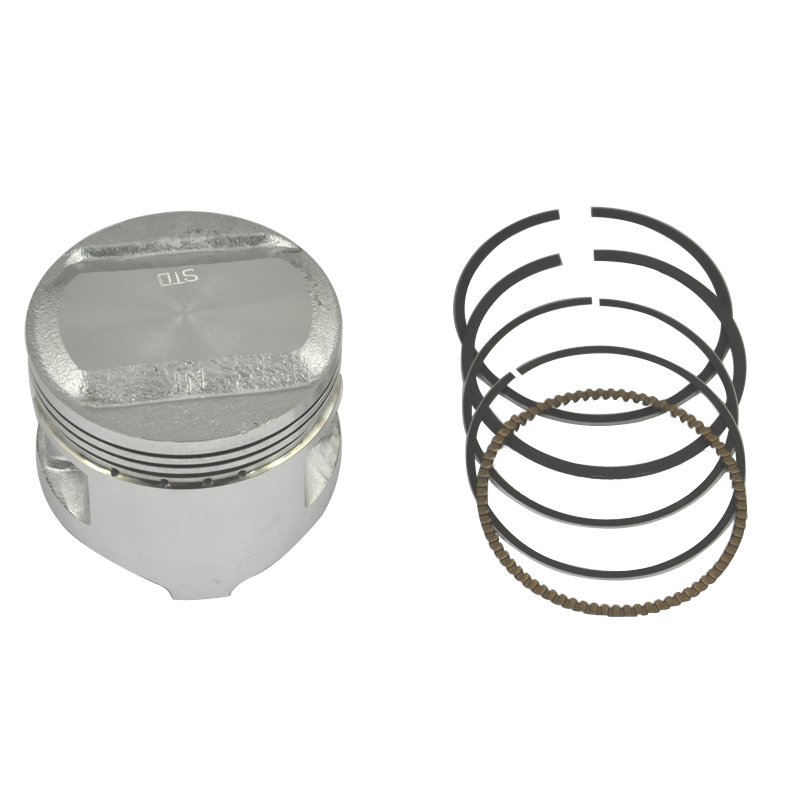 LOPOR Motorcycle Parts <font><b>Piston</b></font> <font><b>Rings</b></font> Set For Honda XR250 1979-1980 XR250R 1981-1982 XL250S 1978-1981 XL250R 1982-1983 <font><b>74mm</b></font> NEW image