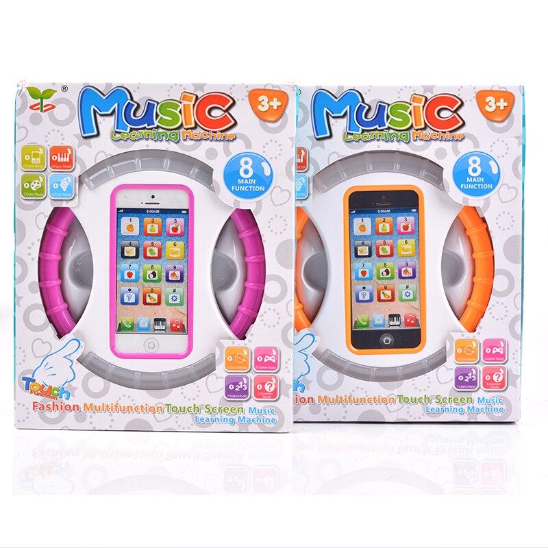 Английский Язык детская Планшетный Компьютер Для Видов Обучения Книга Развивающие Игрушки Обучение Машины Таблица Игрушки с Музыкой