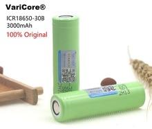 Original para Samsung Sdi Icr18650 Varicore Icr18650-30b 3000 Mah 3.7 V Bateria Li-ion Baterias Recarregáveis Frete Grátis
