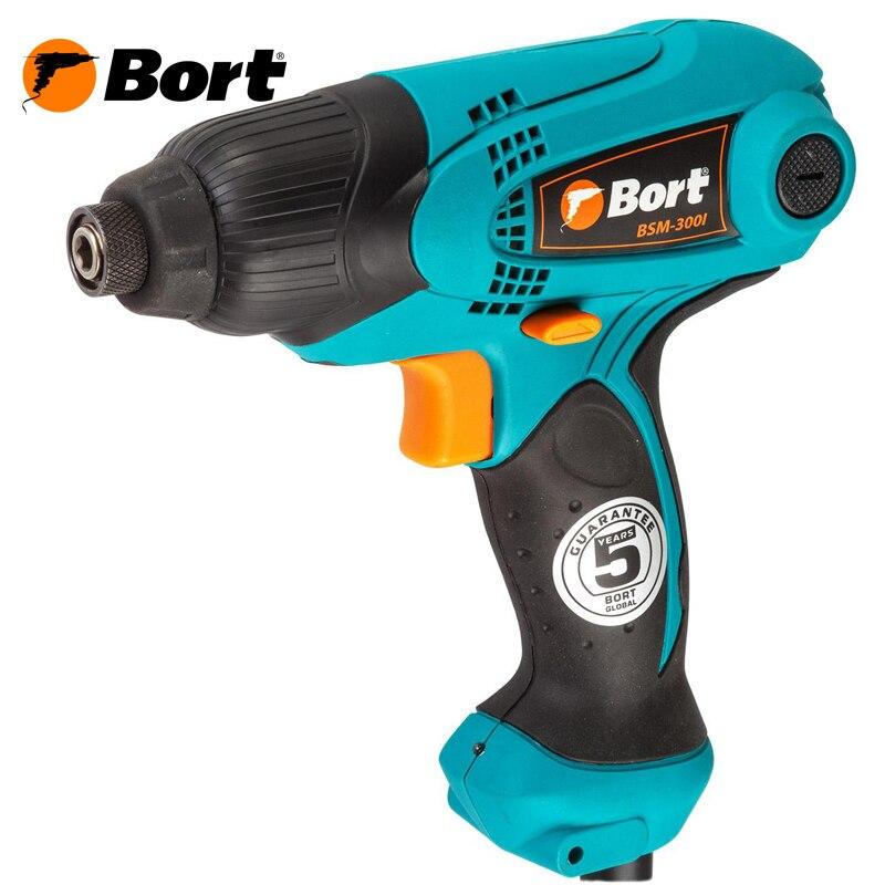 Drill driver electric Bort BSM-300I dmiotech 20 pcs electric drill motor carbon brushes 10mm 11mm 13mm 17mm 6mm 7 5mm 7mm 8mm 9mm