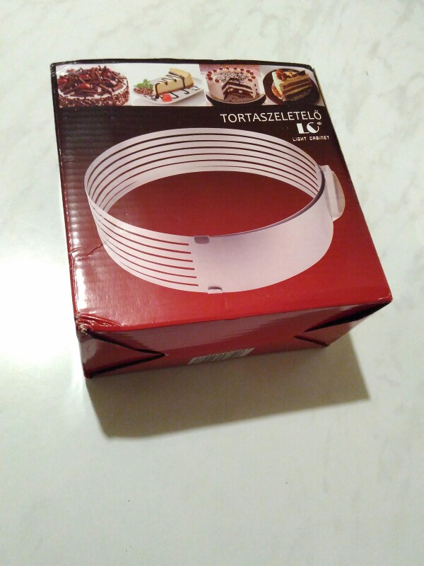LAYERED CAKE RING SLICER - 50% OFF photo review