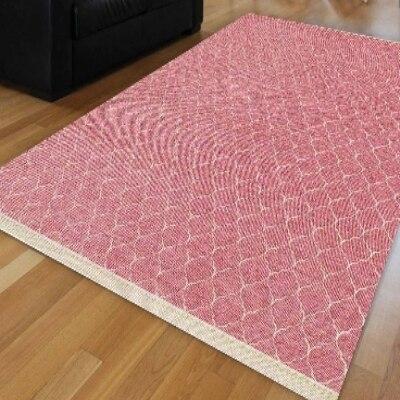 Autre marron blanc Ogee Spade géométrique Nordec scandinave antidérapant Kilim lavable décoratif plaine peinture tissé tapis tapis