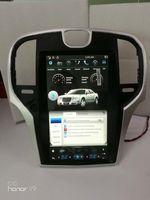Вертикальный экран 13,3 дюймов Android 6,0 четырехъядерный 2G + 32 GB автомобильный радиоприемник для Chrysler 300C Стерео gps навигация