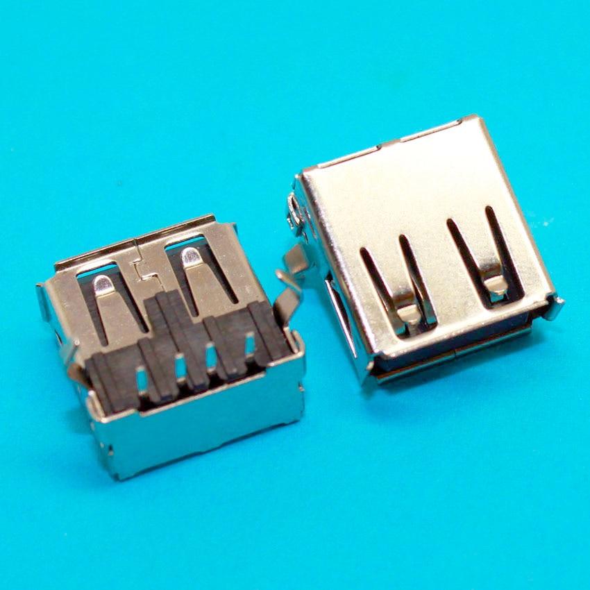 2PCS - 100PCS New Replacement USB Socket Jack Port for Acer Aspire 5735 5735Z 5335 Laptop