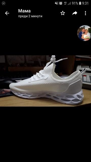 Fashion Men Shoes photo review