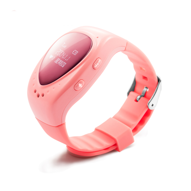 A6 GPS tracking tracker watch phone for kids children older elder gps bracelet,with SOS panic button support Android&IOS