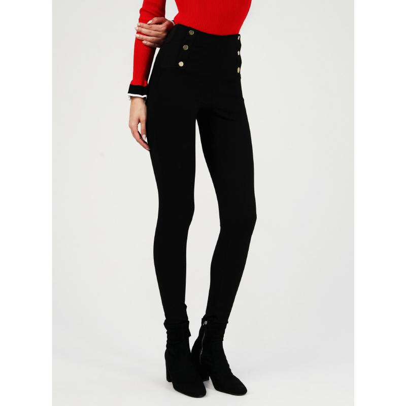 Available from 10.11 tom farr women pants high waist T-W4572_58 plus self tie waist wide leg pants