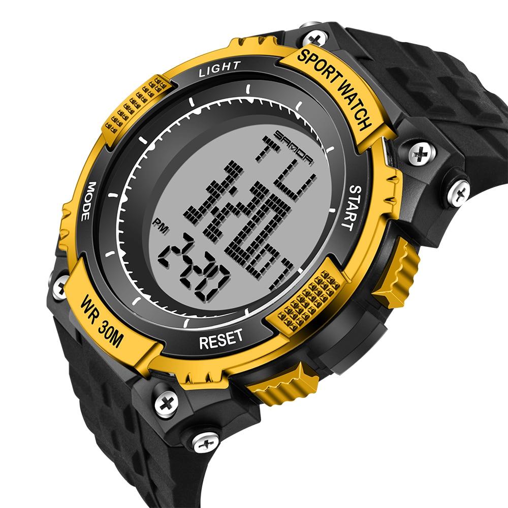 Reloj Sport Men Watches Relojes de buceo digital Outdoor Swim diseño - Relojes para hombres - foto 3