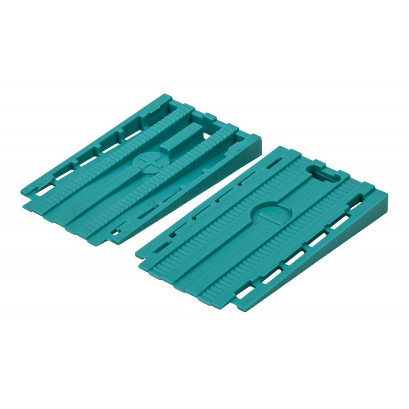 Universal WOLFCRAFT 6946000-Cribs As Spacer Sleeve Or As Cradle Al Install Windows Or Doors 35x6x60 MM