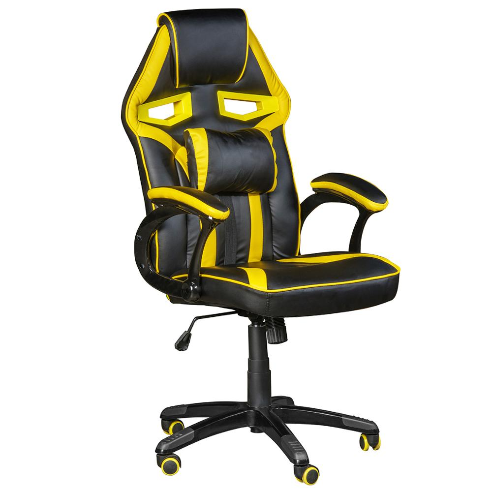 SOKOLTEC Professional Computer Chair LOL Internet Cafes Sports Racing Chair WCG Play Gaming Chair Office Chair Free Shipping e sports leather game seat internet bar sports lol racing chair comfortable youtuber computer chair