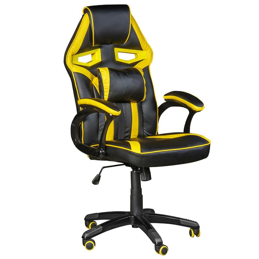 SOKOLTEC chaise d'ordinateur professionnel LOL Internet cafés sport chaise de course WCG jouer chaise de jeu chaise de bureau livraison gratuite
