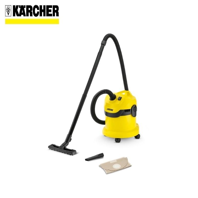 лучшая цена Vacuum cleaner KARCHER WD 2 Home vacuum Bagless vacuum cleaner Hand vacuum cleaner Hoover