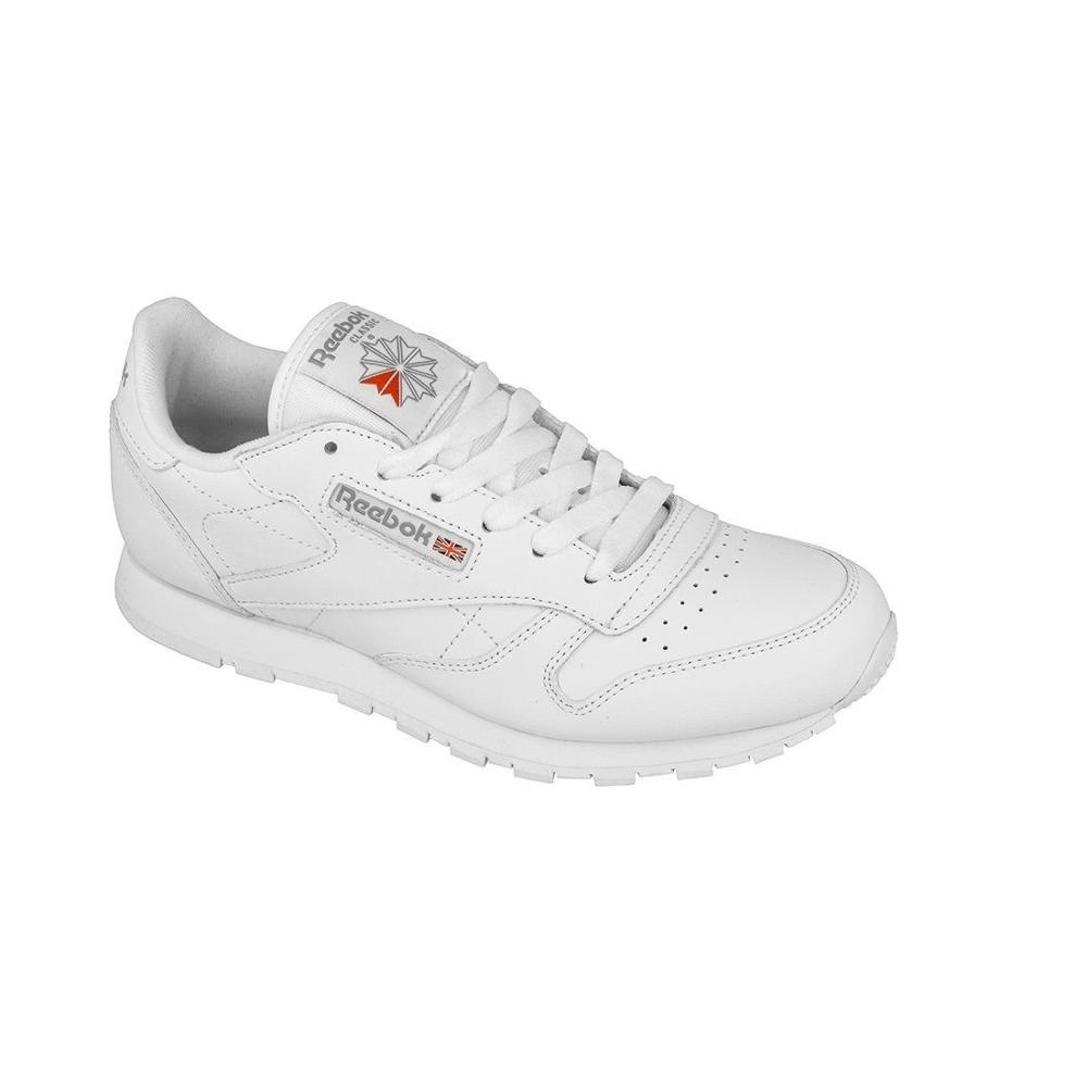 c02aa7ca9ca36 50151 Reebok Classic Leather White Boy-in Running Shoes from Sports ...