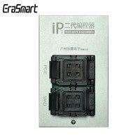 Novo estilo ip box ii alta velocidade pcie/nand flash ic programador para iphone/ipad disco rígido ferramentas de atualização de memória