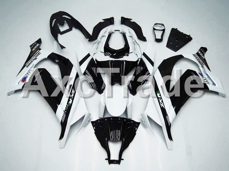 Motorcycle Fairings For Kawasaki Ninja ZX10R ZX-10R  2011 2012 2013 2014 2015 ABS Plastic Injection Fairing Bodywork Kit Black W plastic fairings for kawasaki zx6r 2011 body kits 636 zx 6r 2010 2009 2012 white black bodywork zx6r 09 10
