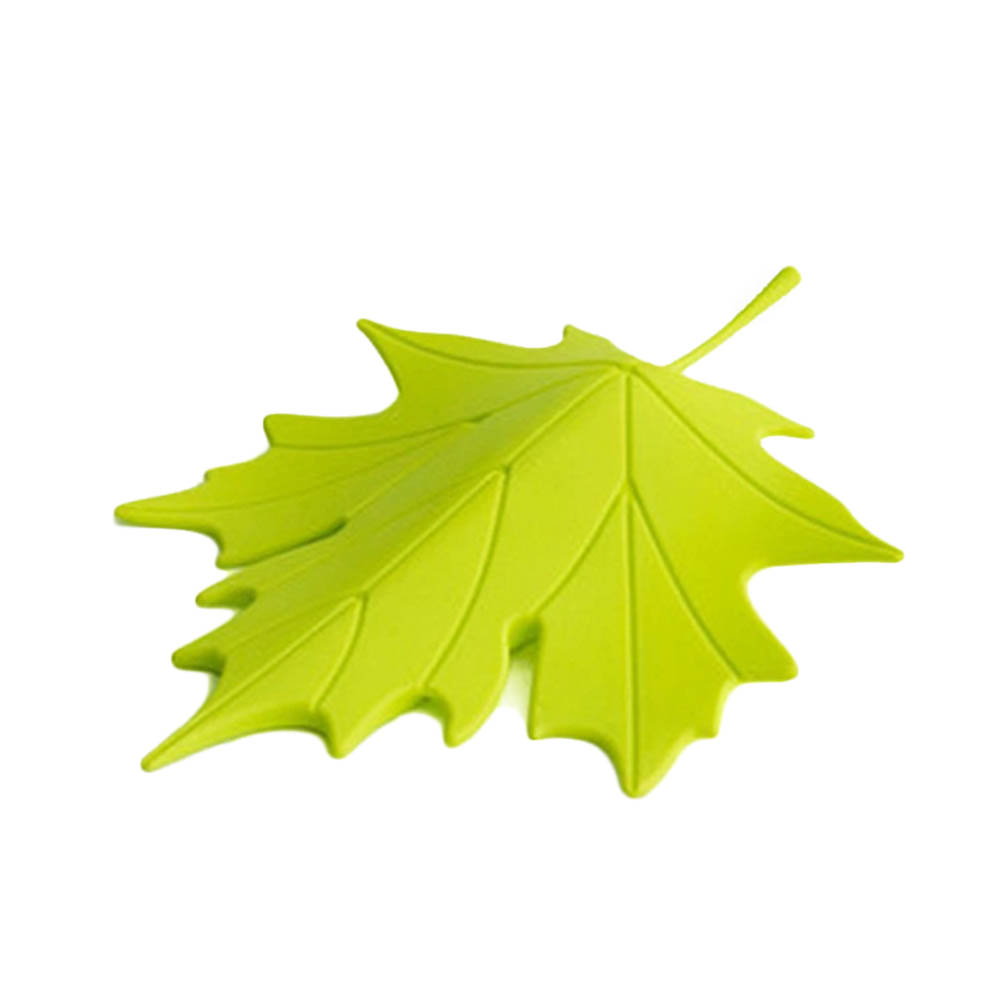 Protection Cute Leaves Child Safety Guard Soft Silicone Security Door Stopper Baby Finger Protector Gate Safety Cards