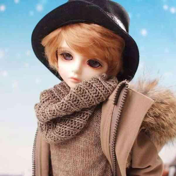 1/4 bjd кукла-Мода BORY