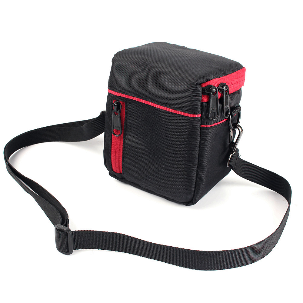 Camera Bag <font><b>Case</b></font> Shoulder Cover <font><b>Case</b></font> For Panasonic <font><b>LUMIX</b></font> LX100 <font><b>LX7</b></font> LX5 LX4 LX3 GX8 GF8 GF7 GF6 GF5 Outdoor Photography Bag image