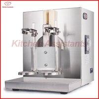 YY120 2 Электрический молока Шейкер для чая машина Blender