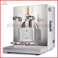 YY120 2 Electric Milk Tea Shaker Blender Machine