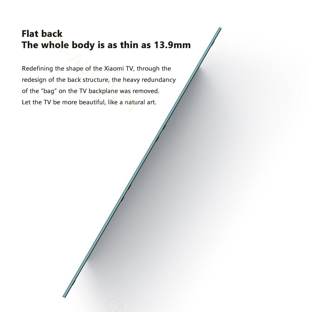 Orijinal Xiaomi Mi Mural TV Yastığı 65 Inch 2G + 32G Smart TV Ev - Evdə audio və video - Fotoqrafiya 4