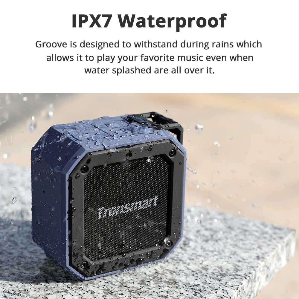Force Mini Tronsmart Element Groove Bluetooth 4,2 динамик Колонка IPX7 водонепроницаемый Саундбар портативный динамик s для компьютера