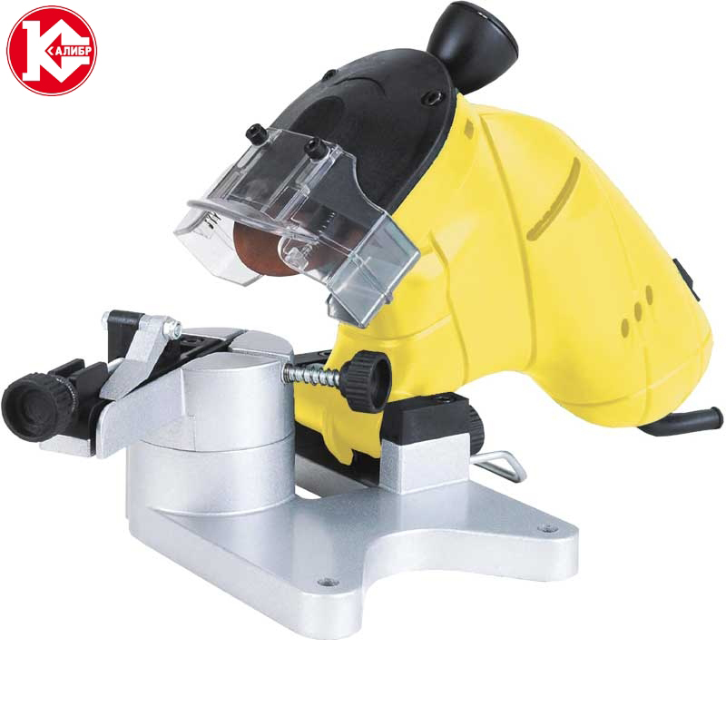 Electric machine for sharpening saw chains Kalibr Master EZS-130M free shipping new manual electric capping machine screw capper plastic bottle capping machine for special cap