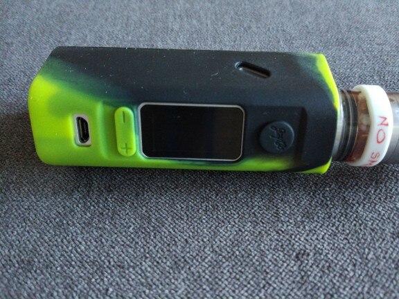 Силиконовый чехол для RX 2/3 Рел 150 Вт 200 Вт Vape кожи покрытие рукава Wismec RX2/3