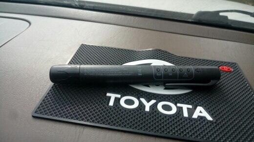 kebidumei Brake Fluid Tester Pen 5 LED Car Vehicle Auto Automotive Testing Tool Car Vehicle Tools Diagnostic Tools