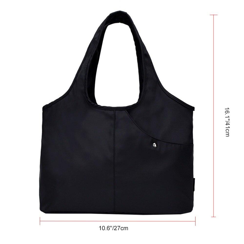e491d5ed7ef0 Vbiger Women Handbag Large Capacity Shoulder Bag Reusable Grocery Bag High  Quality Oxford Cloth Shopping Bag For Girls