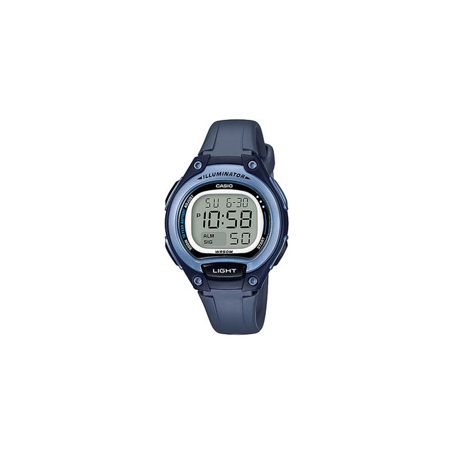 Наручные часы Casio LW-203-2A женские кварцевые