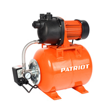 Насосная станция PATRIOT PW 850-24 P (Мощность 850 Вт, производительность 3000 л/час, глубина всасывания 7 м, высота подъема 30 м, диаметр соединения 1 дюйм)