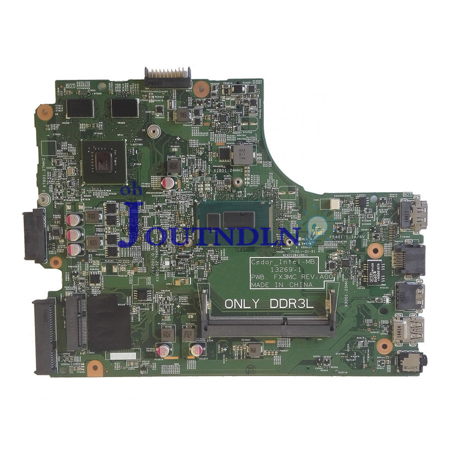 JOUTNDLN FOR Dell Inspiron 14 3442 15 3542 17 5748 Laptop Motherboard 1P4HG 01P4HG CN 01P4HG