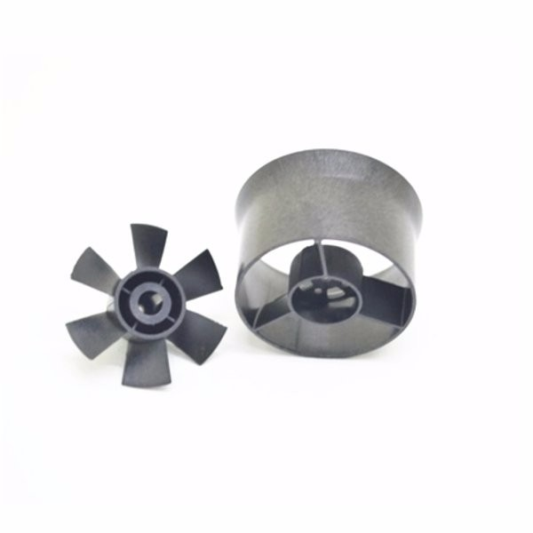 QX-Motor 30mm 6 Blades EDF Unit Without Motor For RC Airplane