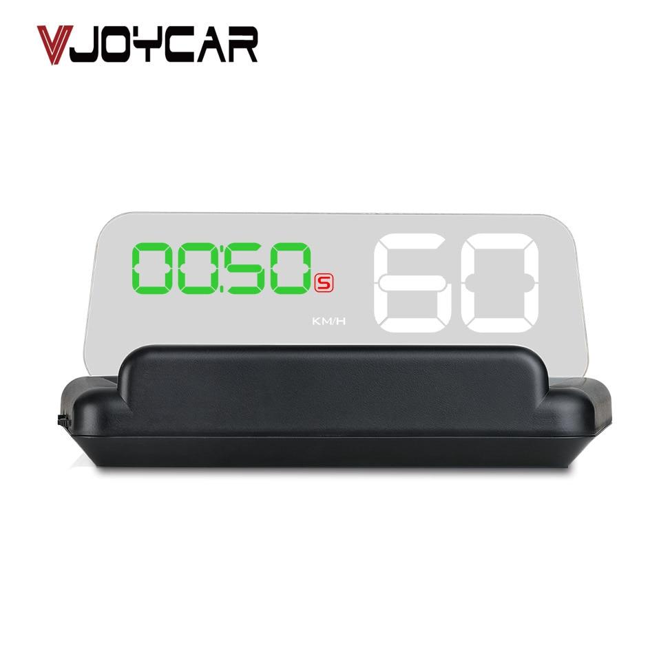 VJOYCAR T900 HUD Head Up Display Auto GPS Tacho Windschutzscheibe Projektor Mit Reflexion Bord C500 OBD2 Gauge Diagnose Werkzeug