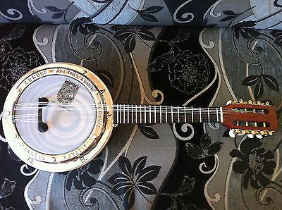 TURKISH BANJO BANCO MANDOLIN CUMBUS CUMBUSH BY ZEYNEL ABIDIN