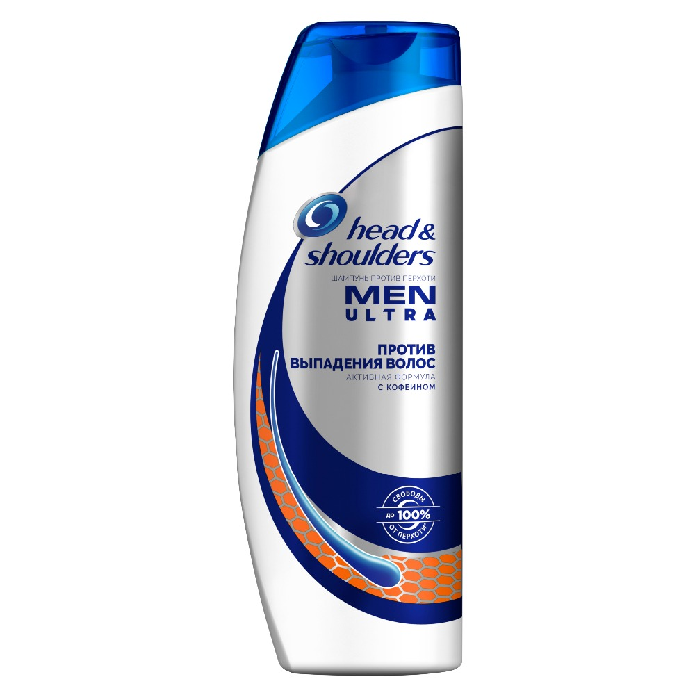 Shampoo for Men Head & Shoulders Men Ultra Anti Dandruff Shampoo Anti Hair Loss 600 ml