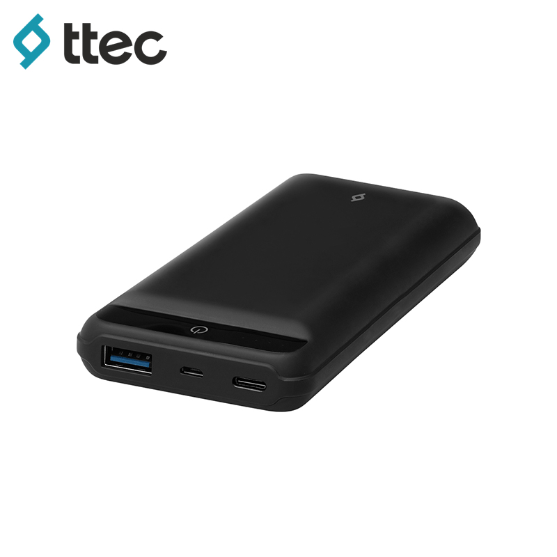 все цены на External Battery Pack ttec ReCharger QC 3.0 10.000 black (2BB144S)