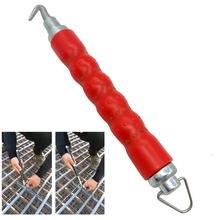 Полуавтоматический стальной крючок для проволоки на строительной