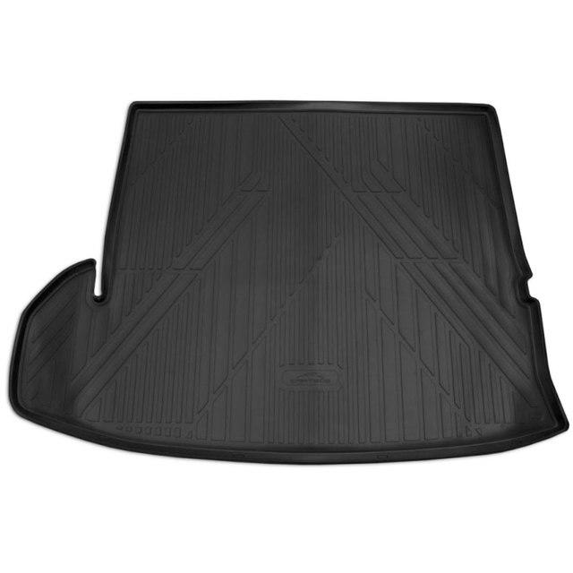 Для Toyota Highlander U50 2014-2019 коврик для багажника автомобиля 5 мест элемент CARTYT00014