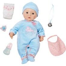 Кукла-мальчик ZAPF CREATION Baby Annabell, многофункциональная, 43 см