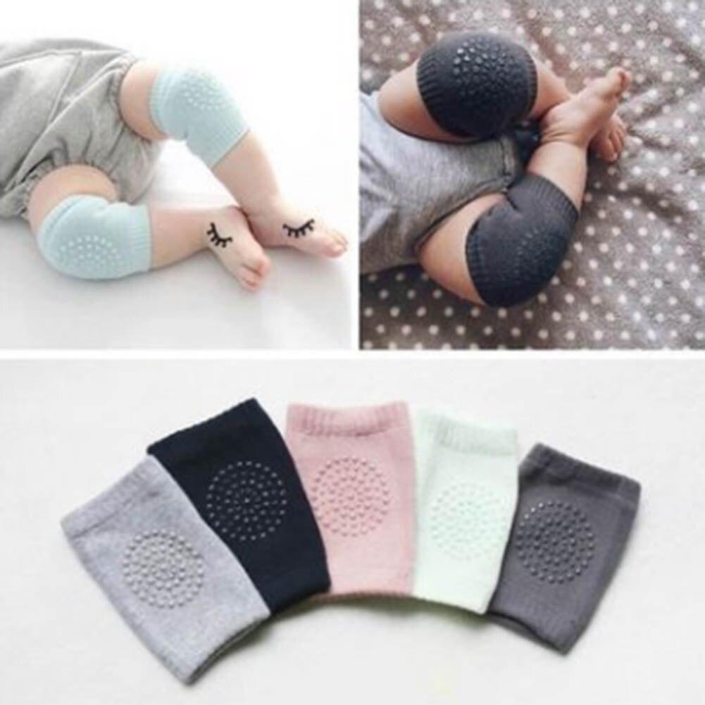 1 Paar Baby Been Warmer Baby Knee Pad Kids Veiligheid Kruipen Elleboog Kussen Baby Peuters Been Warmer Knie Protector Baby Knieschijf