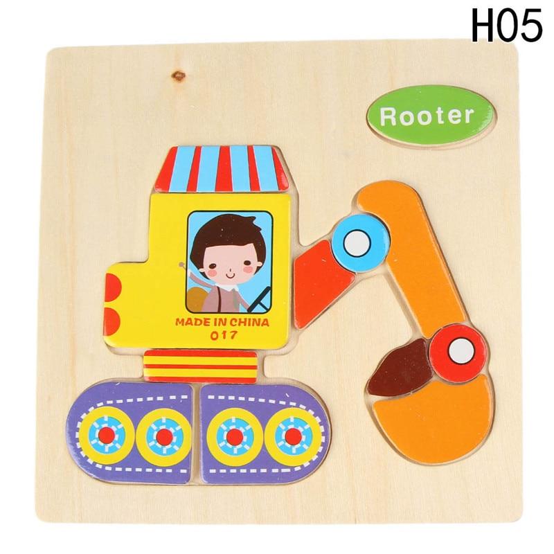 Логические продаж Деревянный небольшой кусок малыш Игрушечные лошадки ребенок деревянные пазлы Развивающие Игрушечные лошадки для детей ...