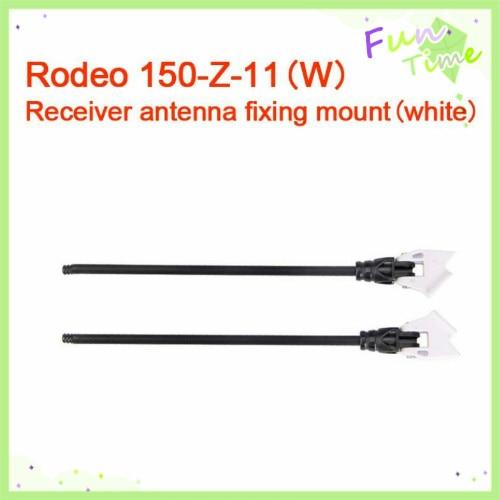 W Walkera Rodeo 150-Z-11 Receiver Antenna Fixing Mount White Holder