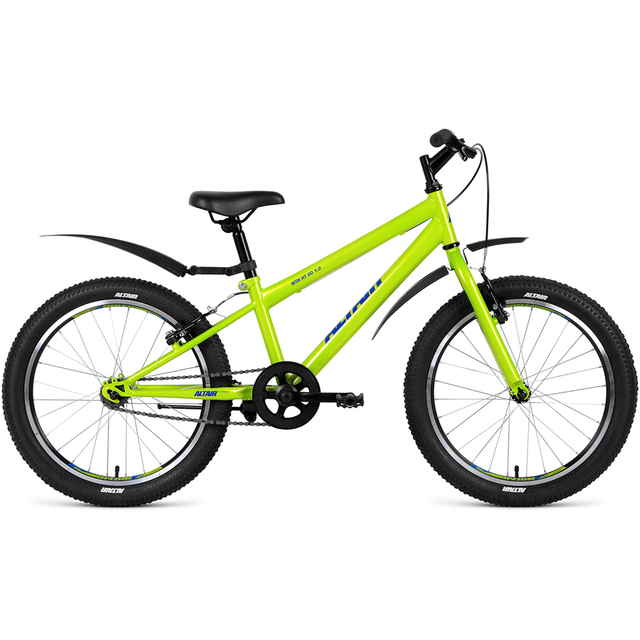 "Велосипед ALTAIR MTB HT 20 1.0 (рост 10.5"") 2018-2019"