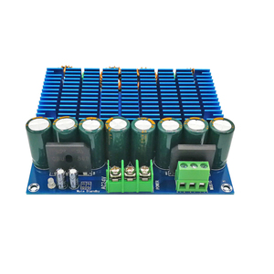 Image 2 - Tenghong TDA8954TH デジタルパワーアンプボード 420 ワット + 420 ワットクラス D デュアルチャンネルステレオオーディオ Amplificador AC24V 30V 420 ワット * 2 アンプ