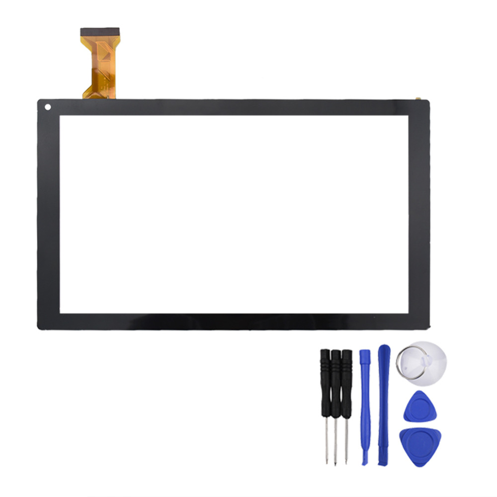 For 10.1inch MF-678-101F-4 FPC Tablet PC Digitizer Capacitive Touch Screen Panel Glass Sensor Replacement Tools
