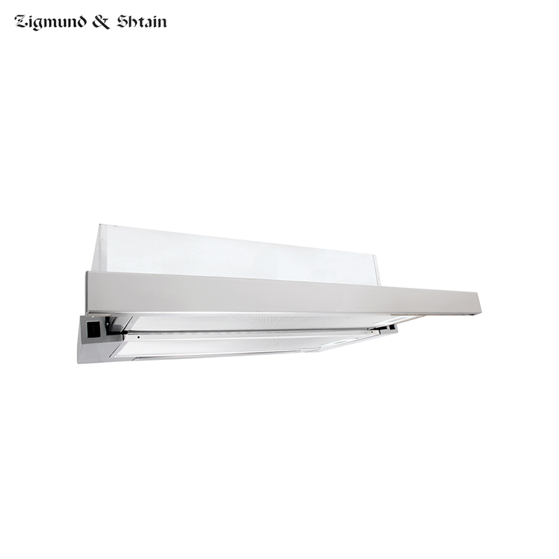 Built-in Hood Zigmund&Shtain K 007.61 S Home Appliances Major Appliances Range Hoods For Kitchen