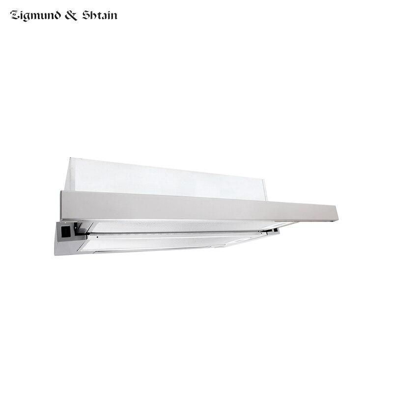 Built-in Hood Zigmund&Shtain K 007.61 S Home Appliances Major Appliances Range Hoods For Kitchen