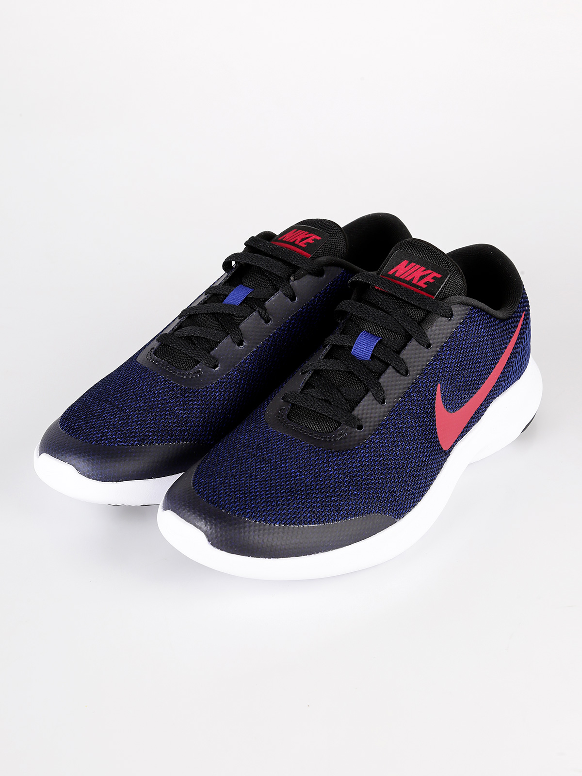 NIKE man's net ventilated shoelace running sports shoes casual shoes
